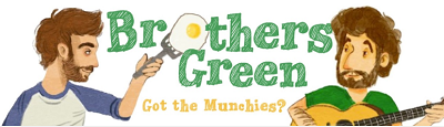 Brothers Green Eats banner