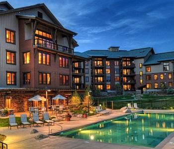 Colorado ski lodge resort listing on Vacatia
