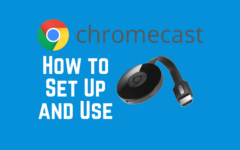 How to Set Up Chromecast banner