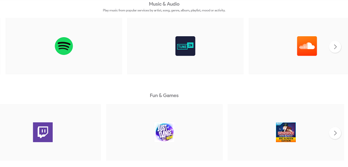 Chromecast-enabled apps