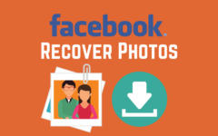 Recover Facebook Photos banner