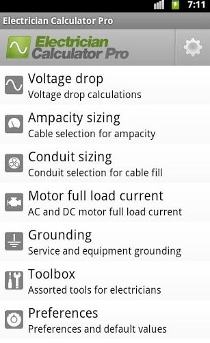 7 must have apps for electrical reference and calculations on your 7 must have apps for electrical reference and calculations on your ios or android device keyboard keysfo Image collections