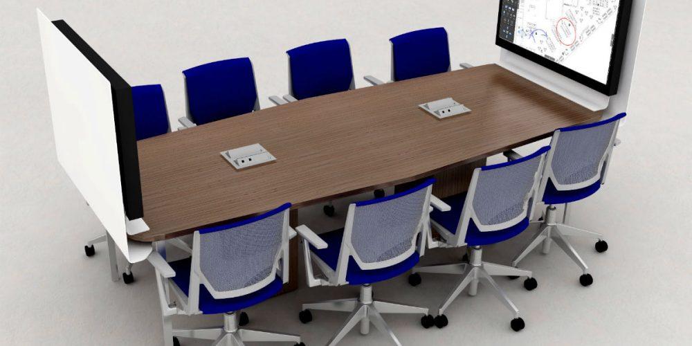 Mondopad Installation In Meadows Office Interiors My
