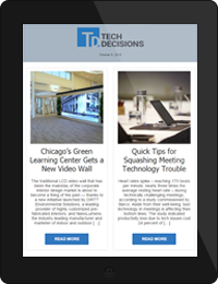 Tech Decisions Newsletter
