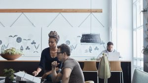 How Steelcase and Microsoft Will Bring Technology-Enabled Creative Spaces to Businesses