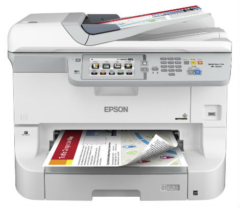 Epson Unveils High Speed A3 Color Inkjet Mfp Printers My Techdecisions