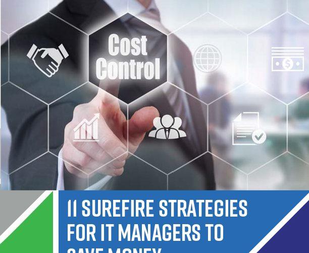 cost saving strategies