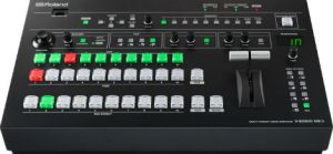 Roland Updates XS-1HD Multi-Format Matrix Switcher Line at InfoComm 2017