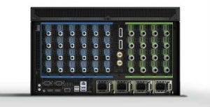 Christie Demos Spyder X80, Christie Terra SDVoE Products at InfoComm 2017