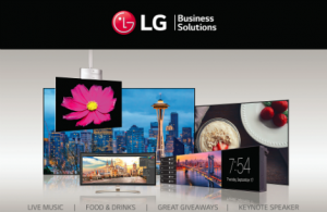 LG Commercial Display Roadshow Heading to Seattle