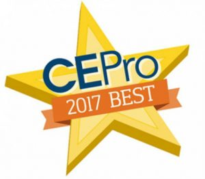 Check Out CE Pro's 2017 BEST Award Winners from CEDIA 2017