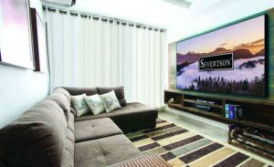 Severtson Introduces 4K Thing Projection Screen Series