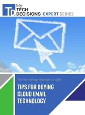 Cloud Email Technology