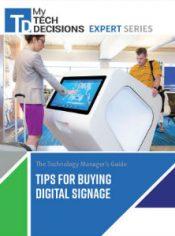 Buying Digital Signage