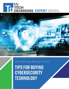 Tips for Buying Cybersecurity Technology