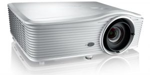 New Line of Projectors from Optoma