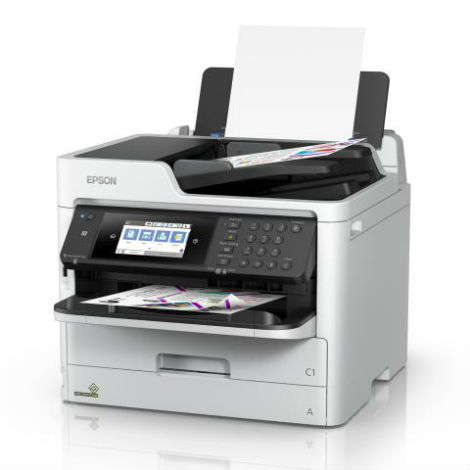 Epson America Inc Has Shipped A New Family Of Color Inkjet Printers For Small Workgroups With Features Previously Found Only In Higher End Products