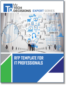 rfp template for it professionals download today