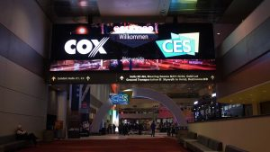 NanoLumens Installed Two 40-Foot LED Displays in Under 30 Days