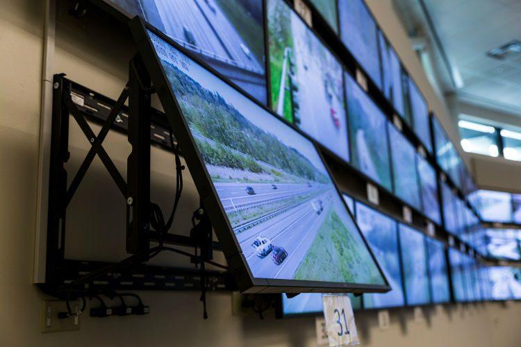 Washington Department of Transportation Traffic Management Center, slide 0
