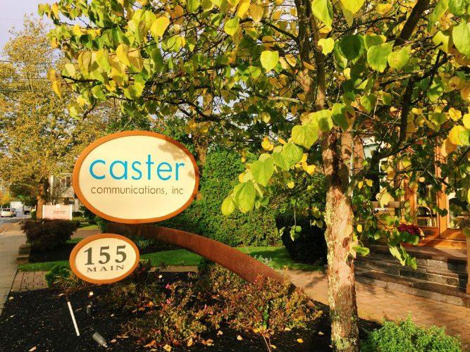 Caster Communications Control and AV Redesign, slide 0