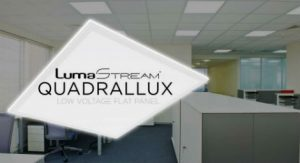 New Quadrallux EP22 LED Lighting Solution from LumaStream