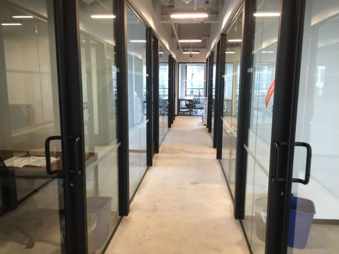 What is a Coworking Space? TD Visits Industrious Boston, slide 4
