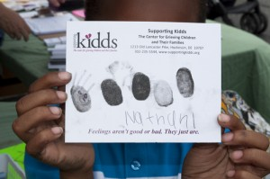 Supporting Kidds