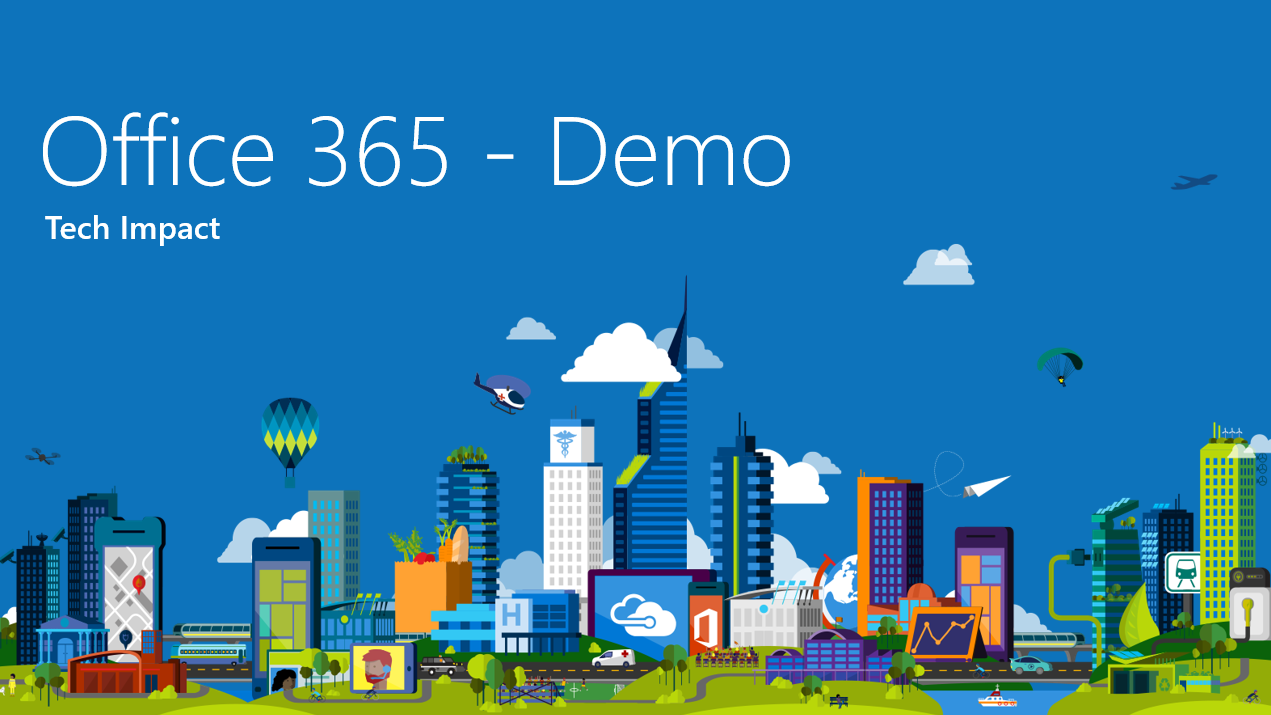 Office 365 Demonstration