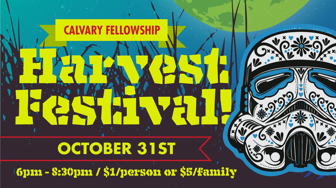 Calvary Fellowship Harvest Festival