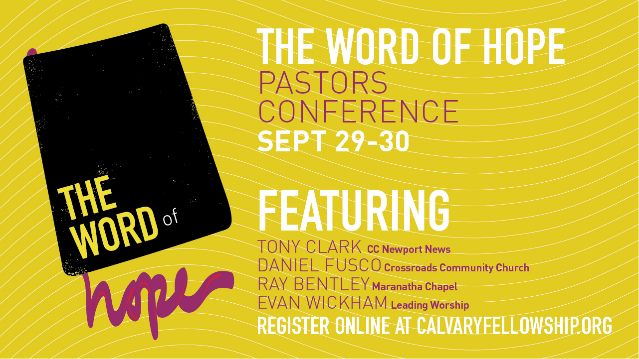 Word of Hope Pastors conference