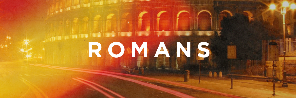 Romans sermon series: hero image