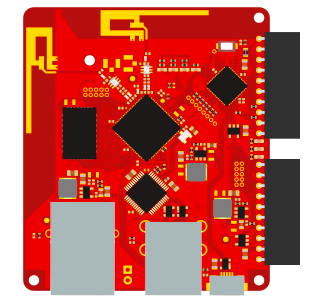 Tessel Has Two USB Ports Plug In Modules And Control Them With A Simple Script