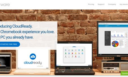 Neverware CloudReady