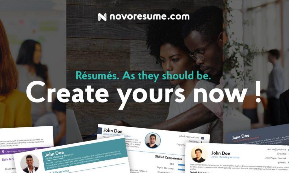 startup novorésumé ivs