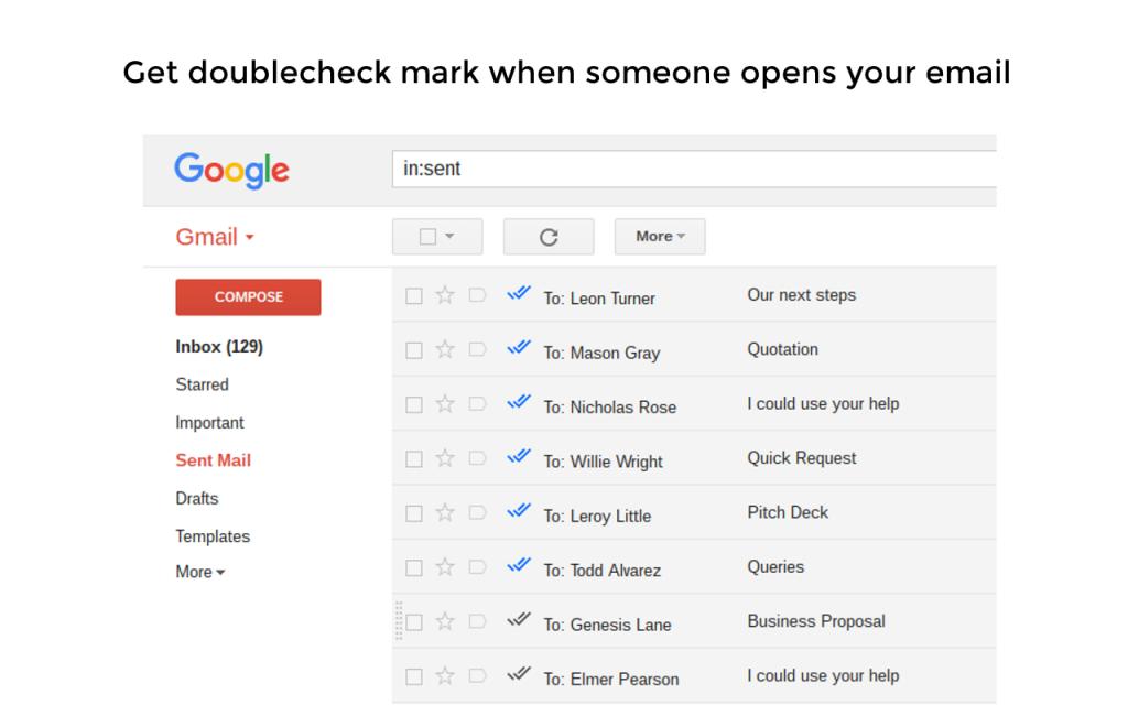 Doubletick