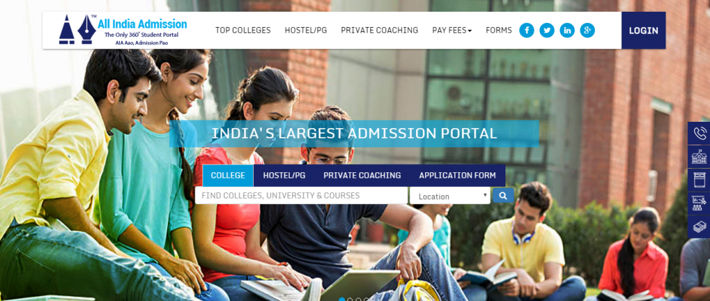 All India Admission
