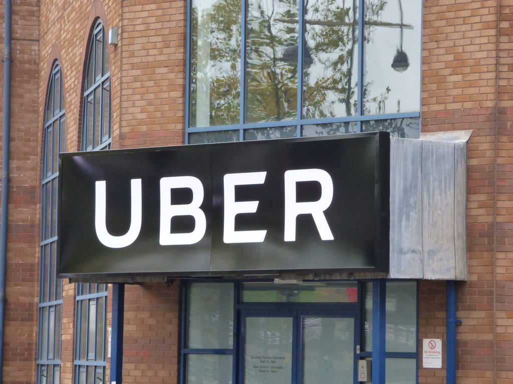 Image of Uber Office.