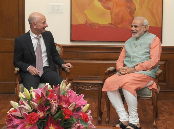 Amazon $260 million investment India