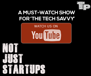 TECH SHOW: NOT JUST STARTUPS