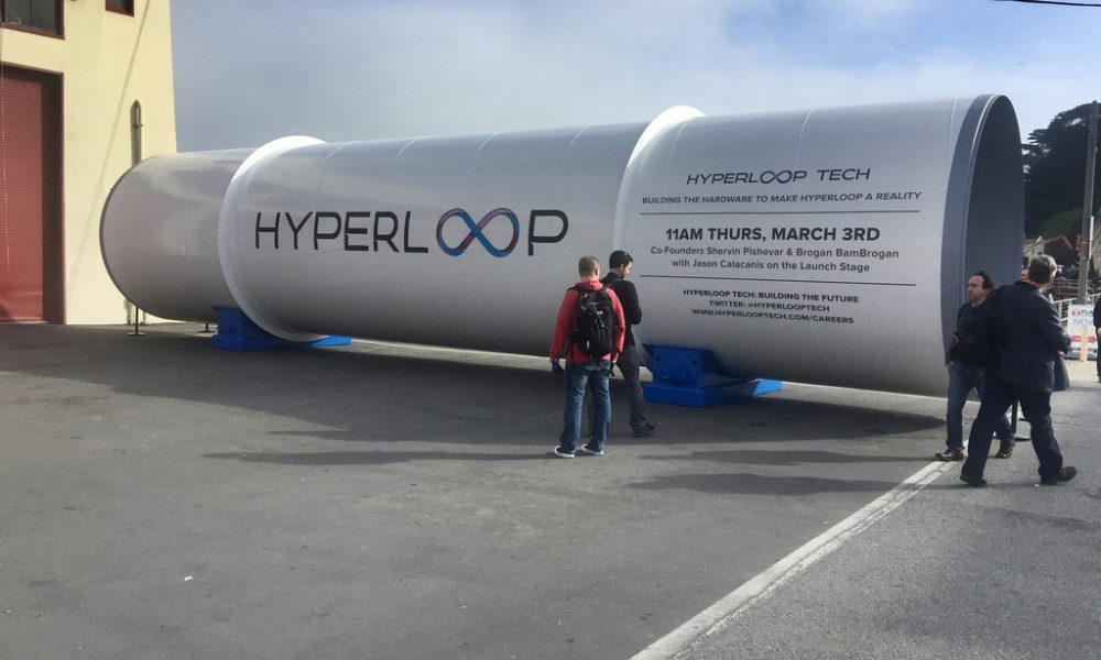 Elon Musk has oral approval to build NY-DC Hyperloop