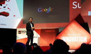 Sunder Pichai's elevation