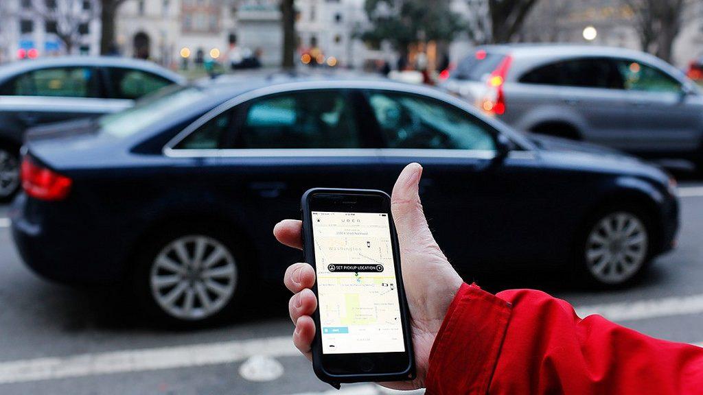 SoftBank's interest in Uber