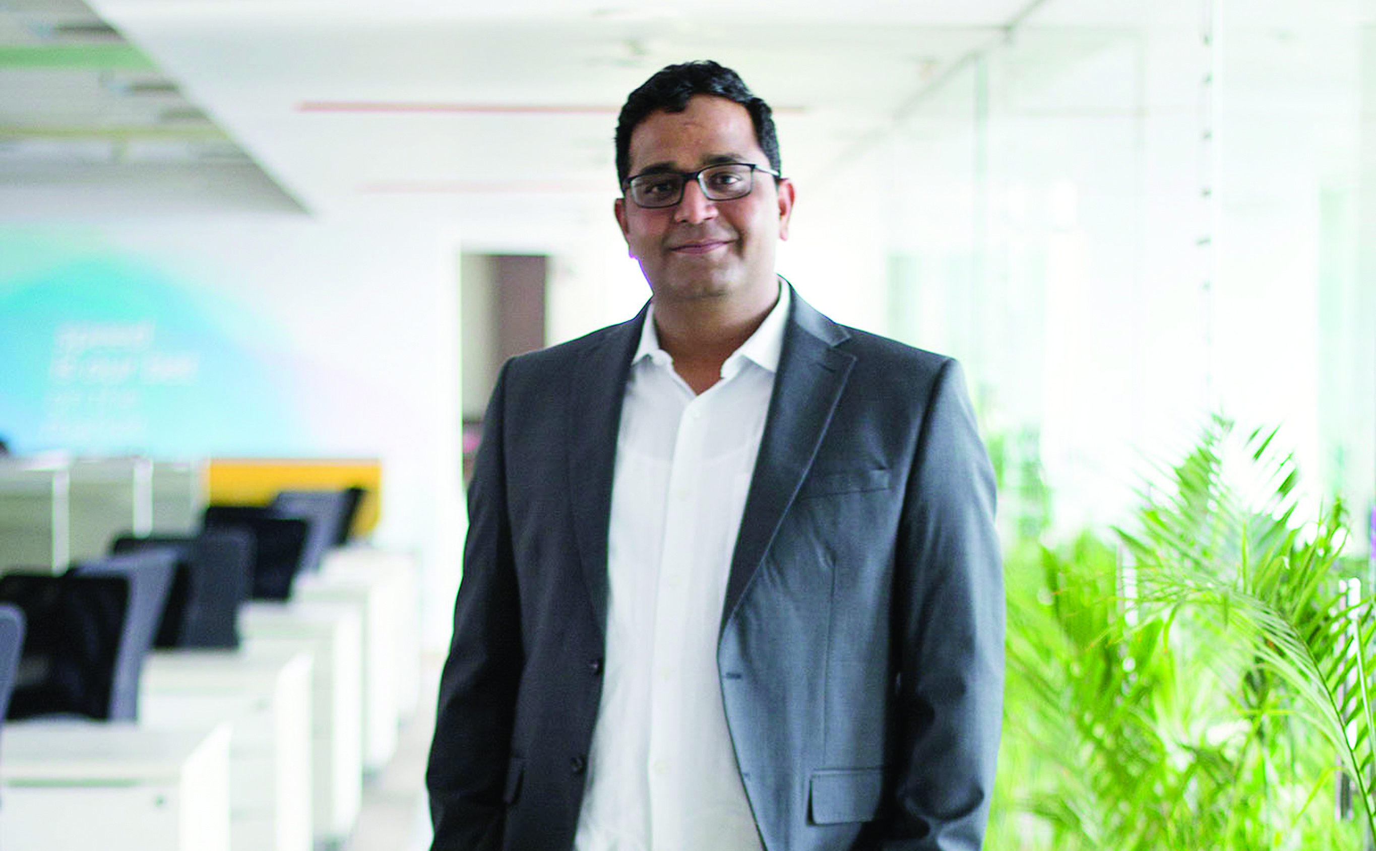 Photo of ICICI Bank CEO Vijay Shekhar Sharma