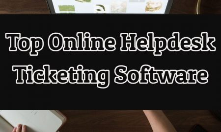 Top Online Helpdesk Ticketing Software