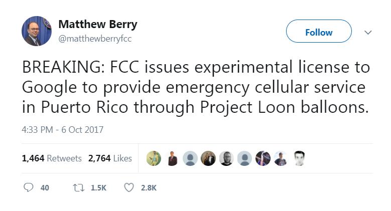 FCC Approval
