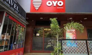 Oyo Rooms budget hotel