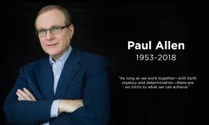 Paul G Allen