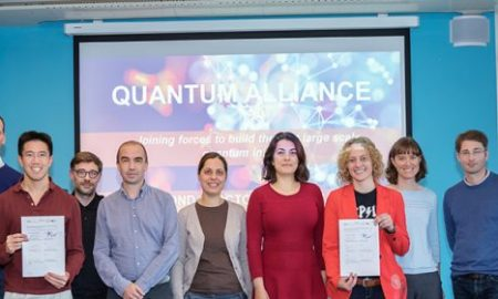 QuTech Team for Quantum Alliance