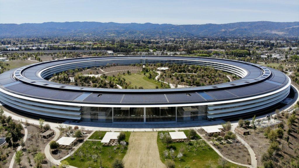 New Apple headquarters